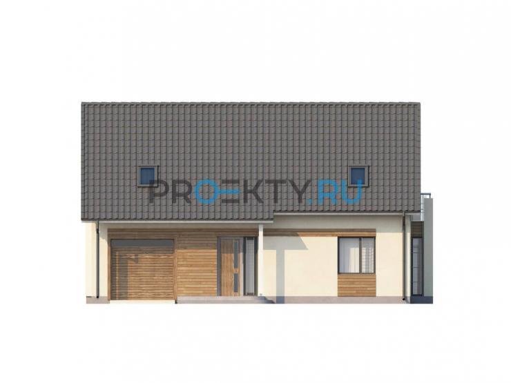 Фасады проекта Z129
