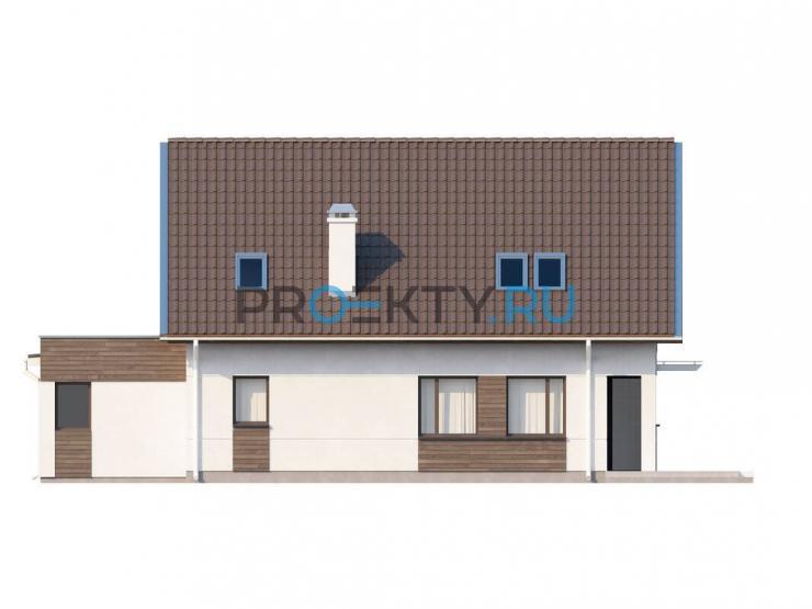 Фасады проекта Z132