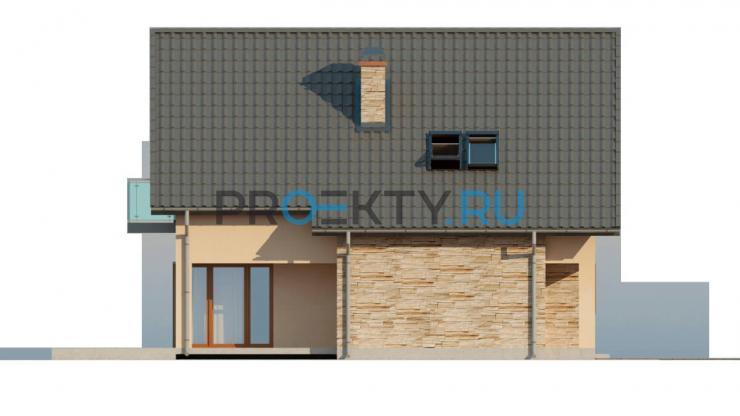 Фасады проекта Z134