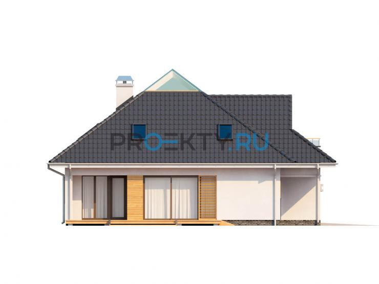 Фасады проекта Z143