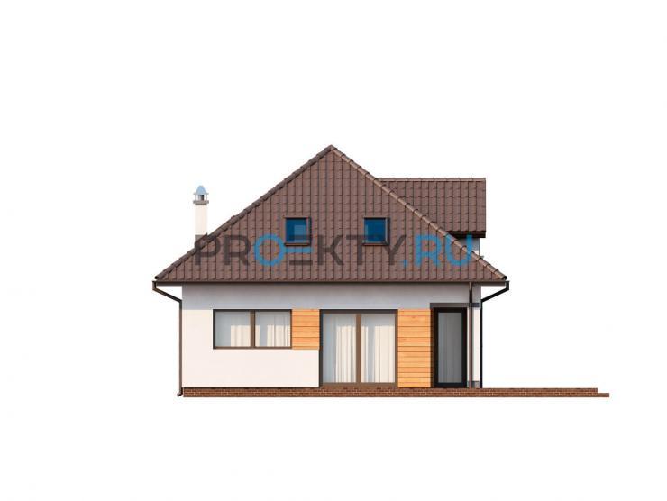 Фасады проекта Z145