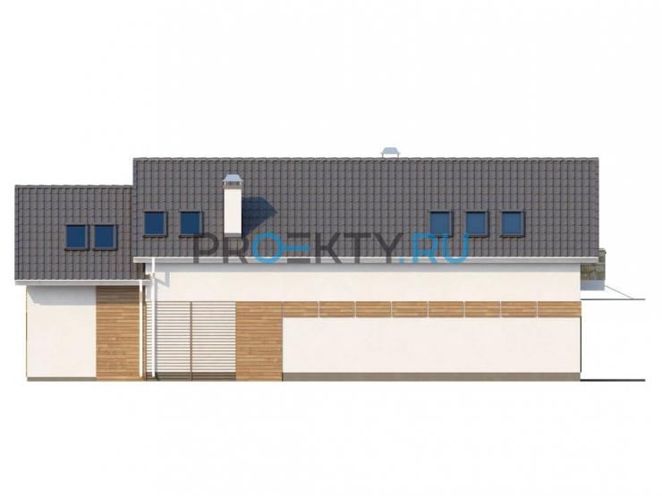 Фасады проекта Z157