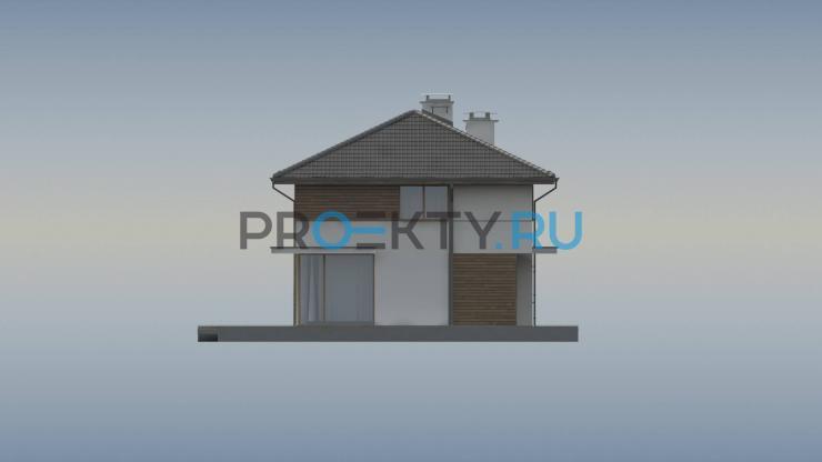 Фасады проекта Z159