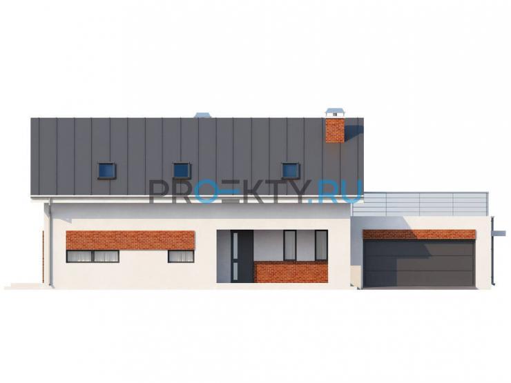 Фасады проекта Z161