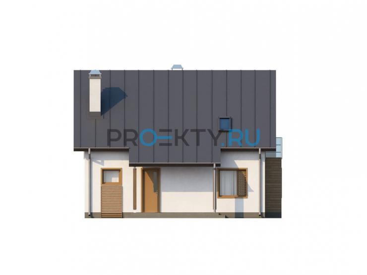 Фасады проекта Z162