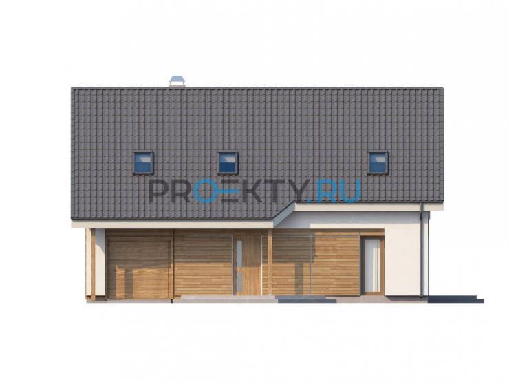Фасады проекта Z170
