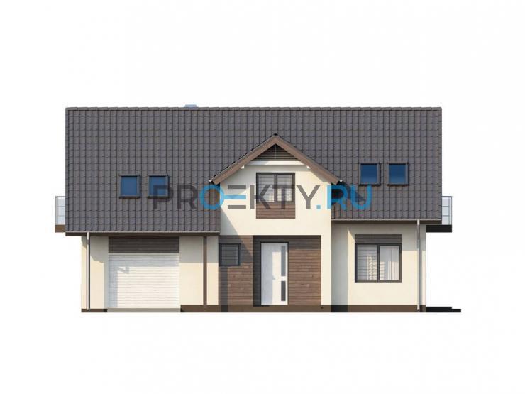 Фасады проекта Z172