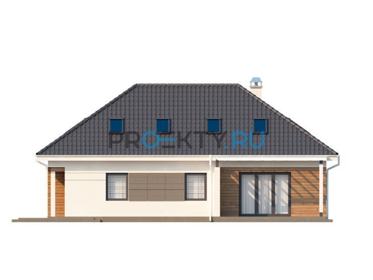 Фасады проекта Z173