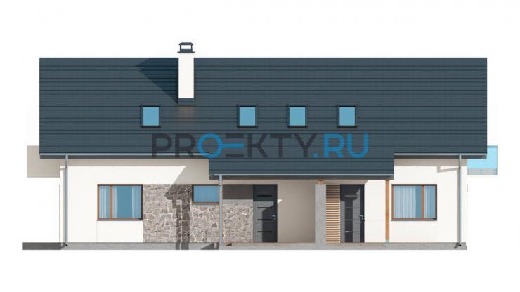 Фасады проекта Z184