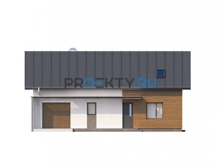 Фасады проекта Z188