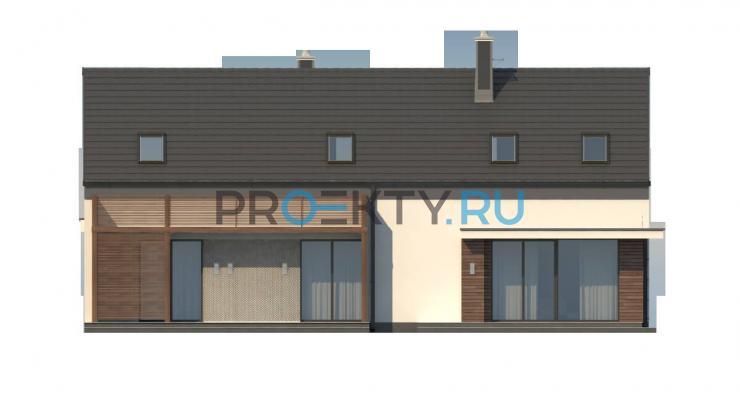 Фасады проекта Z193