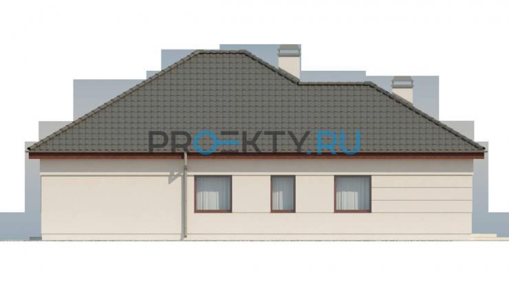 Фасады проекта Z195