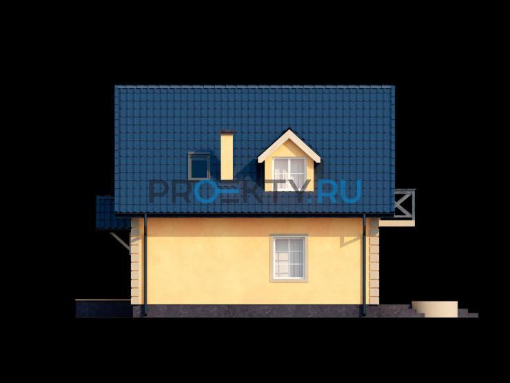 Фасады проекта Z1