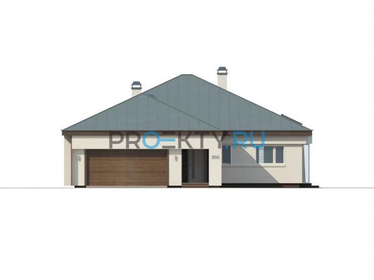 Фасады проекта Z200
