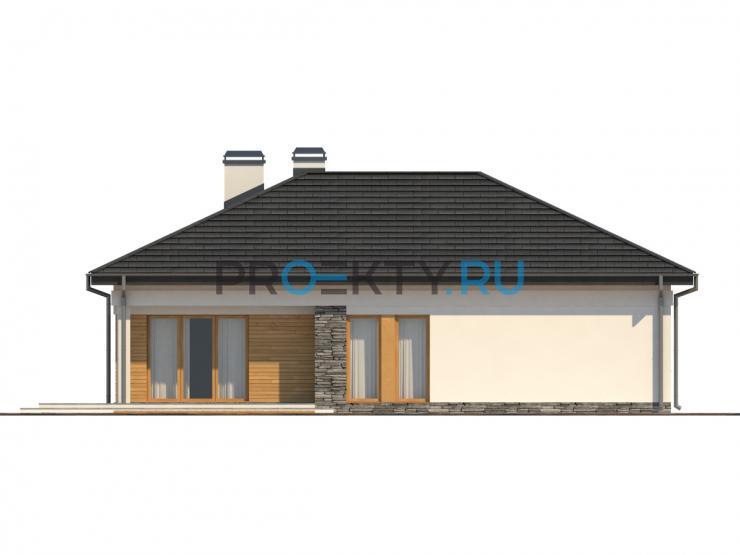 Фасады проекта Z204