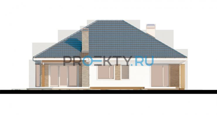 Фасады проекта Z205