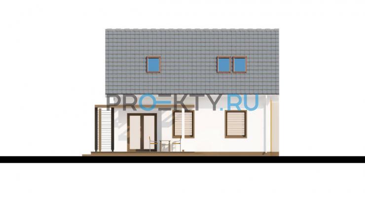 Фасады проекта Z212