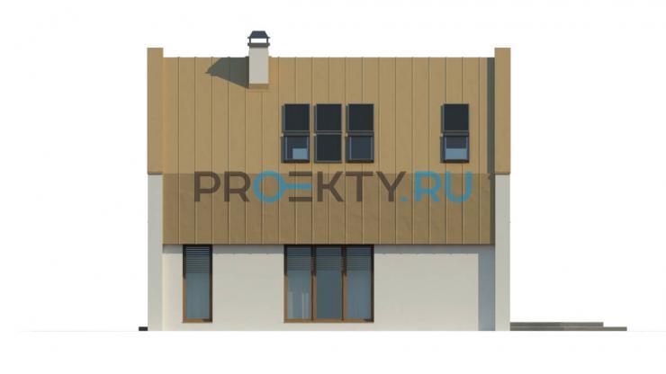Фасады проекта Z218