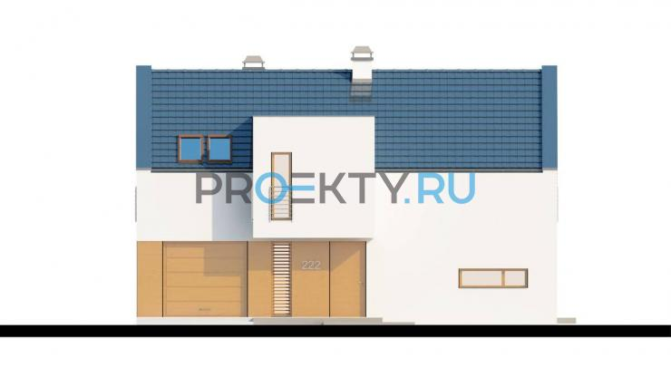 Фасады проекта Z222