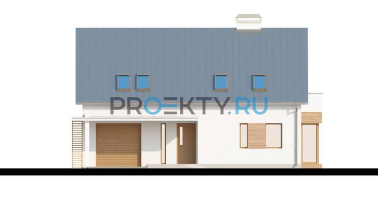 Фасады проекта Z234