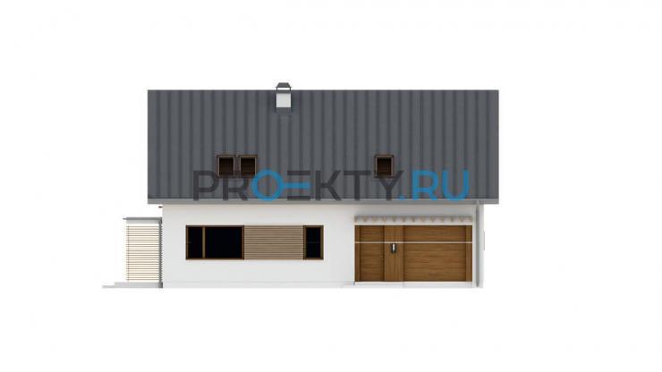 Фасады проекта Z240
