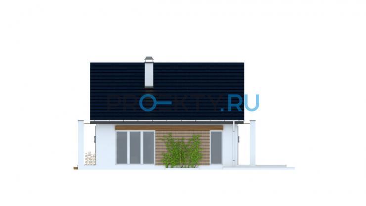 Фасады проекта Z242