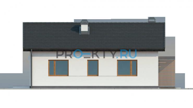 Фасады проекта Z254