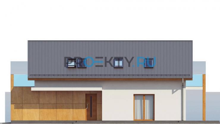 Фасады проекта Z292