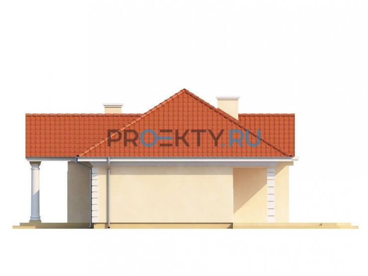 Фасады проекта Z2