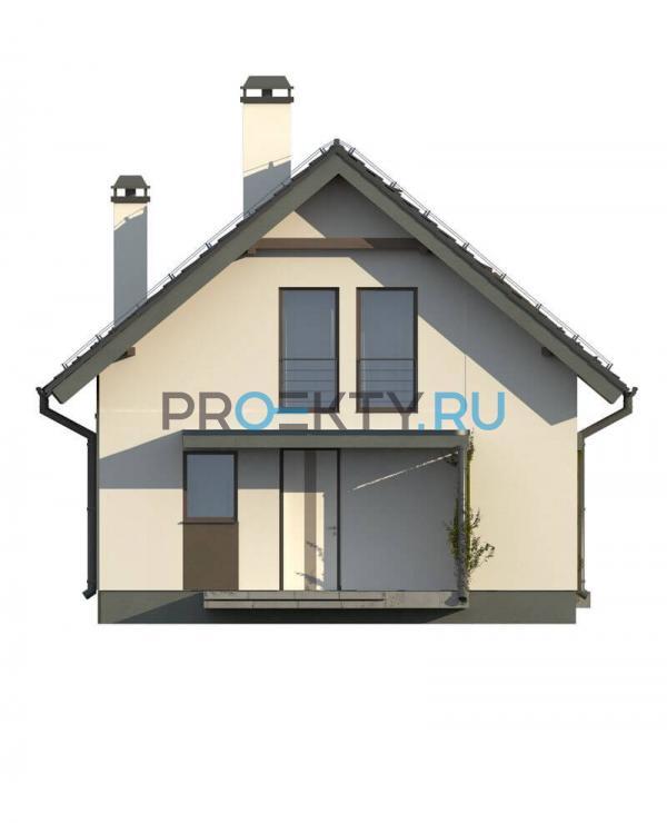 Фасады проекта Z302