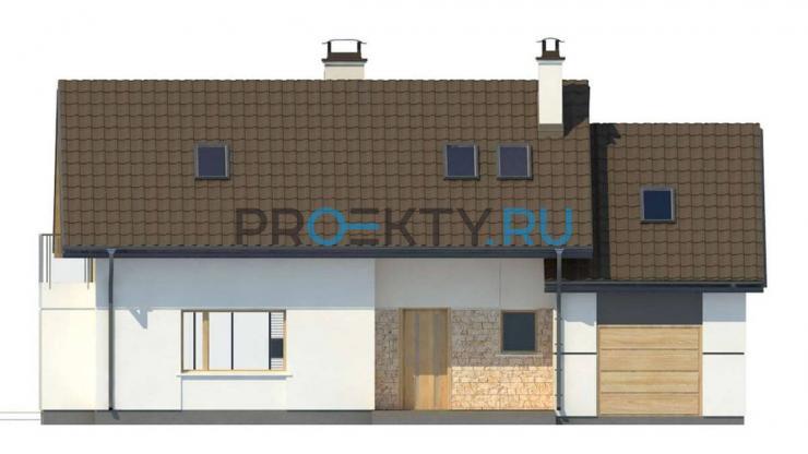 Фасады проекта Z318