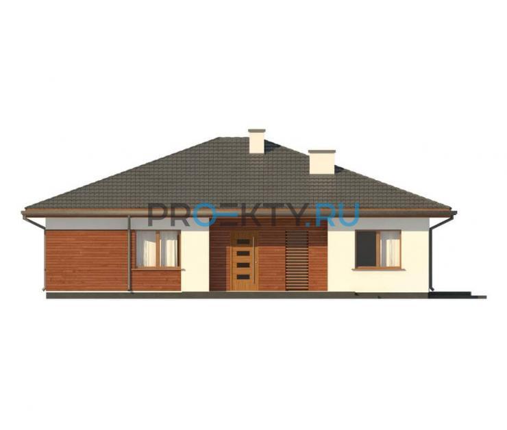 Фасады проекта Z321