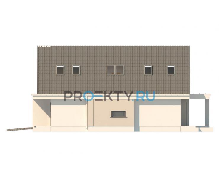 Фасады проекта Z324