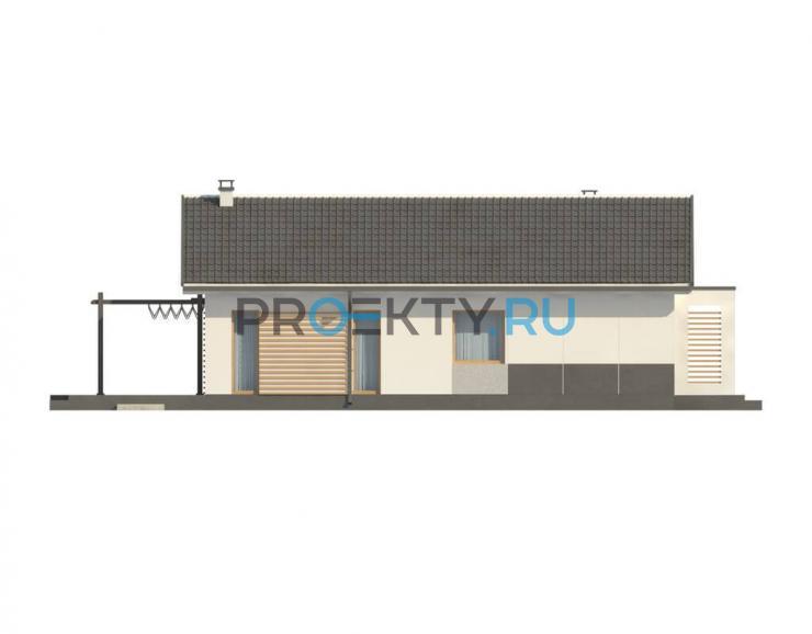 Фасады проекта Z329