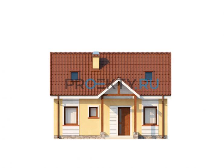 Фасады проекта Z32