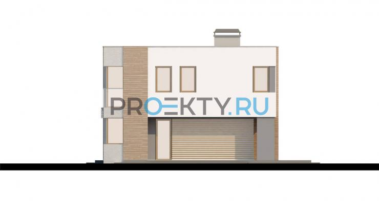 Фасады проекта Zx41