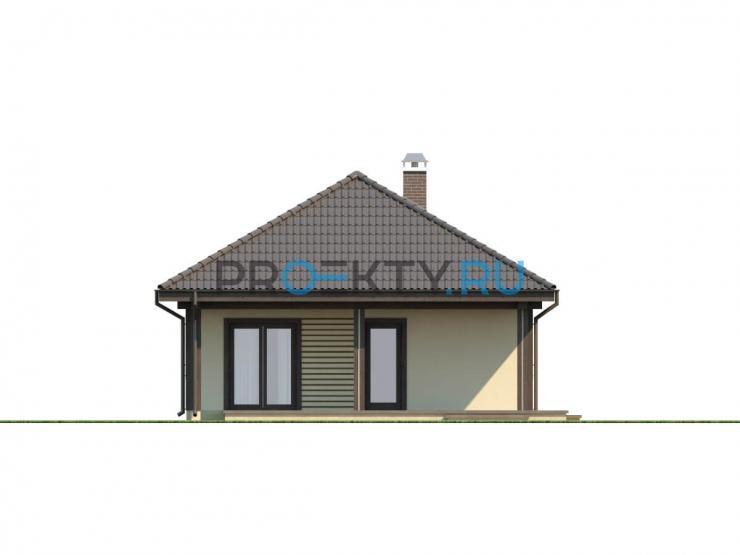 Фасады проекта Z55