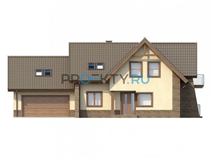 Фасады проекта Z70