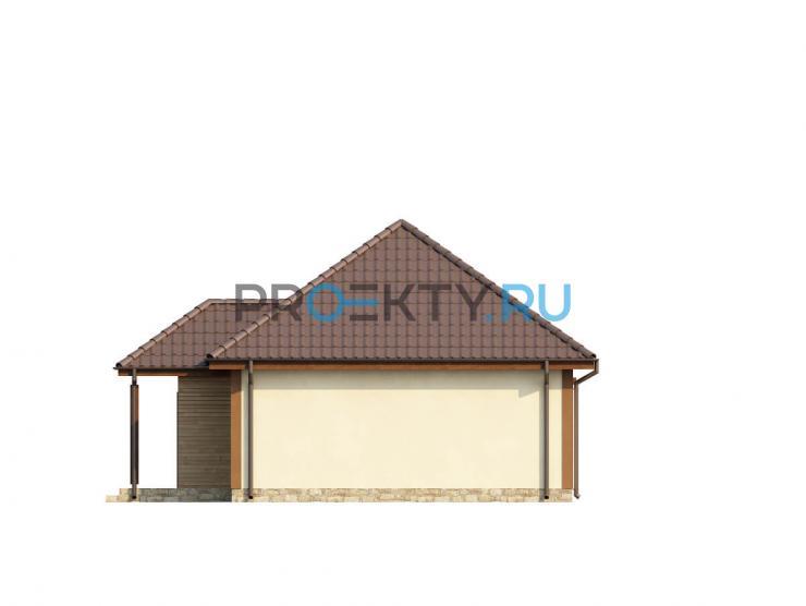 Фасады проекта Z73