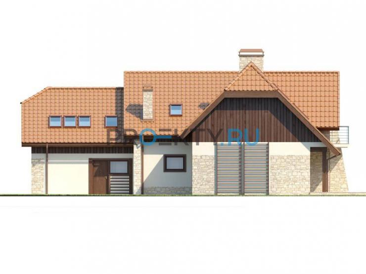 Фасады проекта Z76