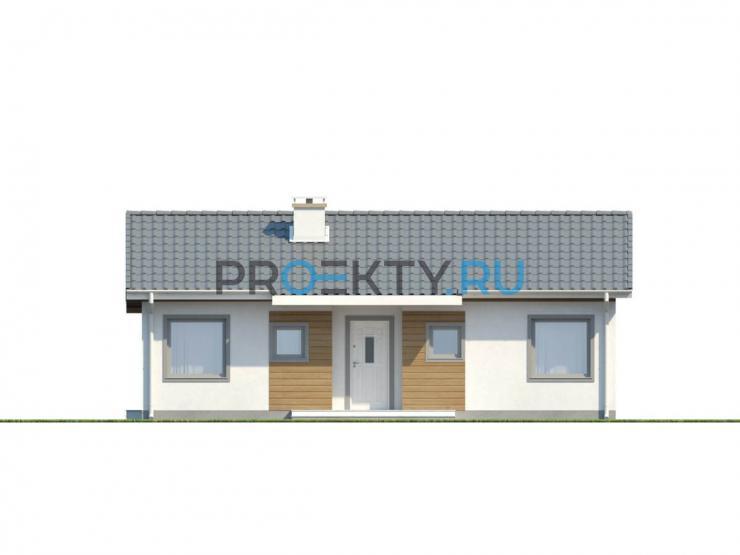 Фасады проекта Z7