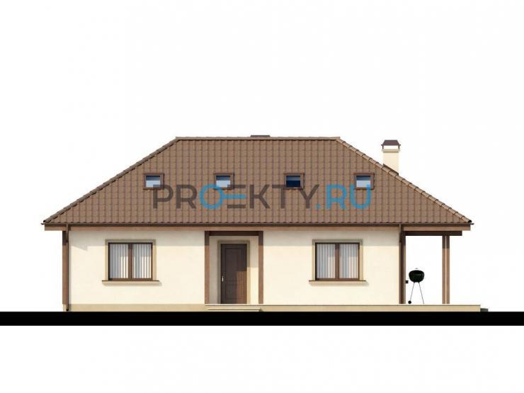 Фасады проекта Z85