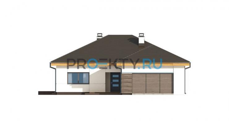 Фасады проекта Z96