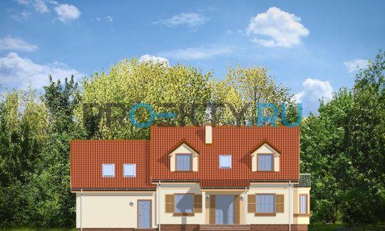 Фасады проекта Аккуратный-5