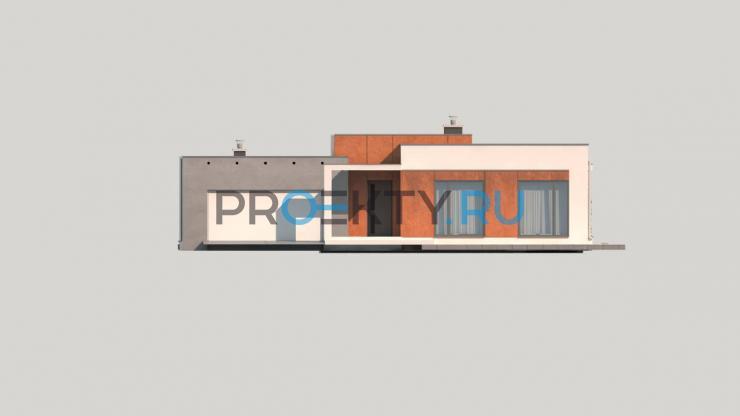 Фасады проекта Zx104
