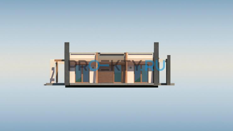 Фасады проекта zx106