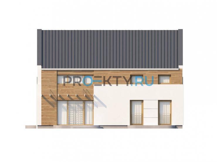 Фасады проекта Zx11