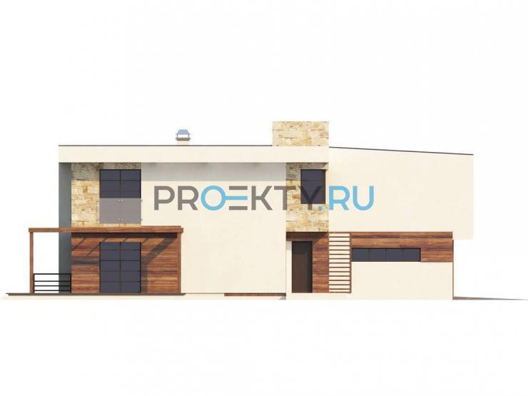Фасады проекта Zx14