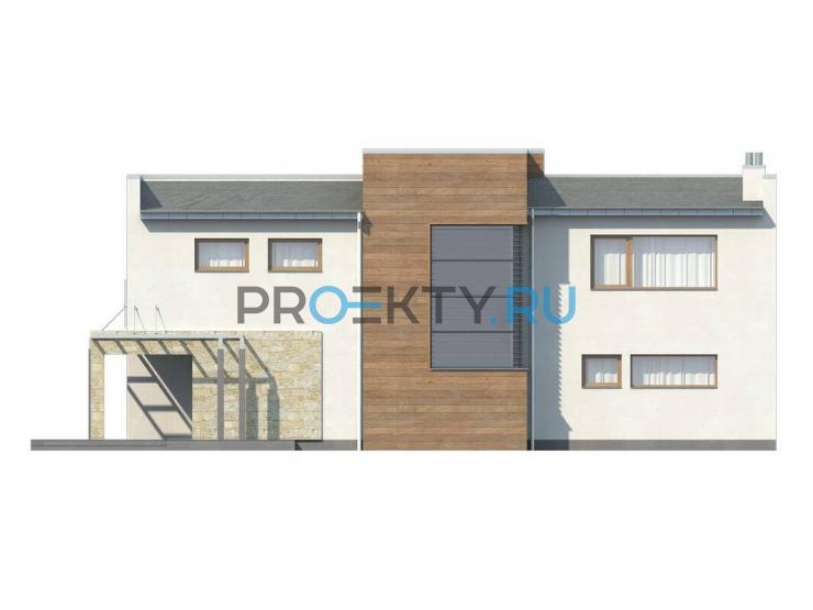 Фасады проекта Zx15