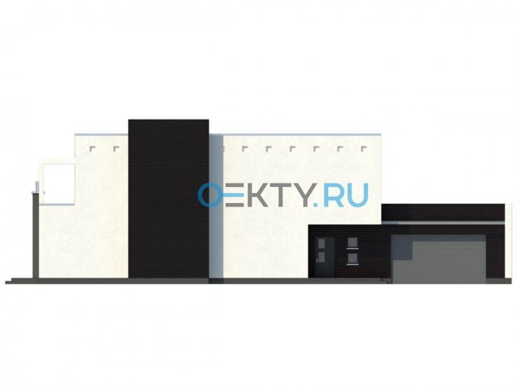Фасады проекта Zx1